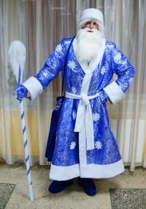 Костюм Деда Мороза в аренду